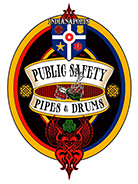 Public Safety Pipes and Drums logo