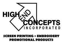 High End Concepts logo