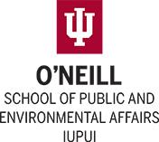 IUPUI SPEA logo
