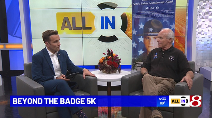 Jerry Baker interview on WISH TV